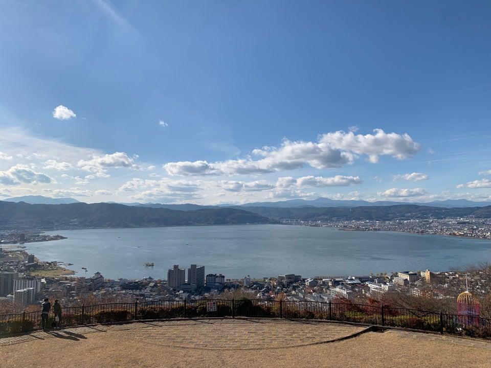 長野 諏訪湖