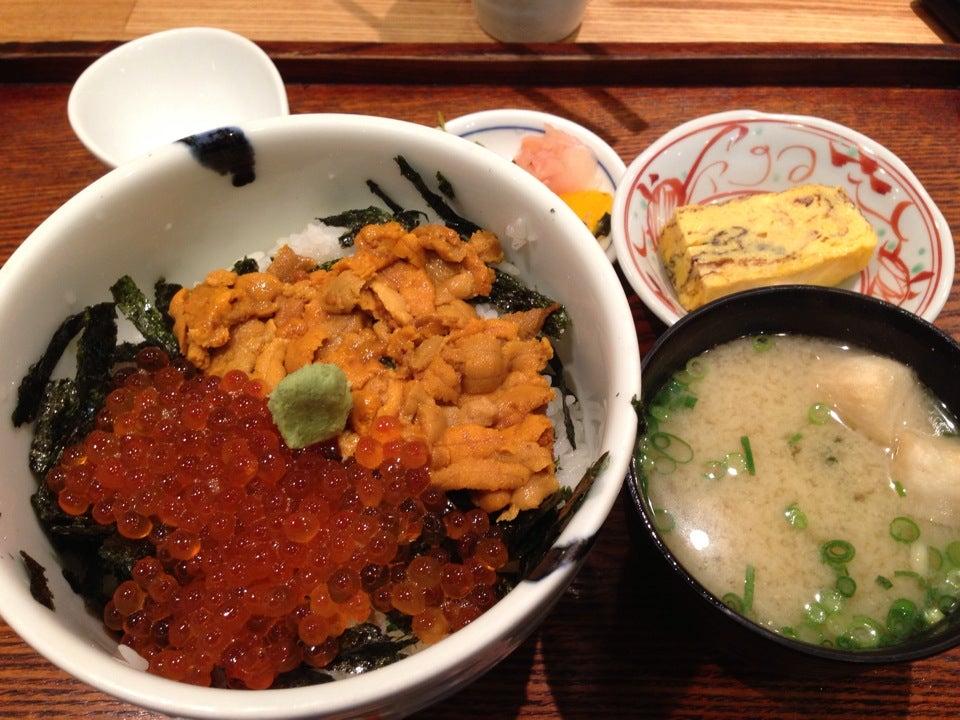 海鮮丼日の出/海鮮丼日出