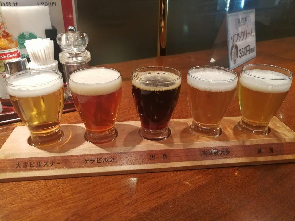 大雪地ビール館/大雪地啤酒館