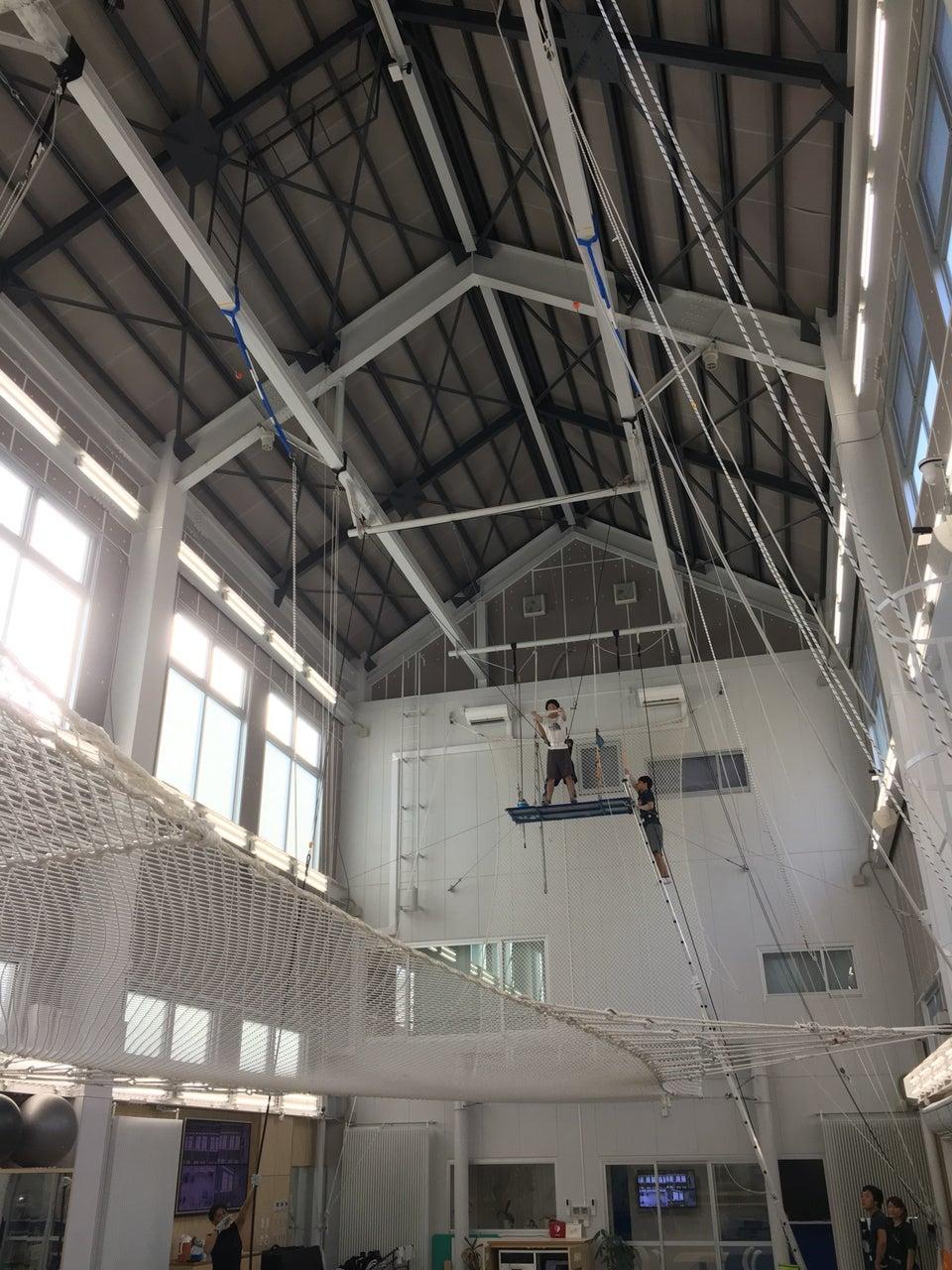 Fly'n Fit trapeze studio空中複合設施