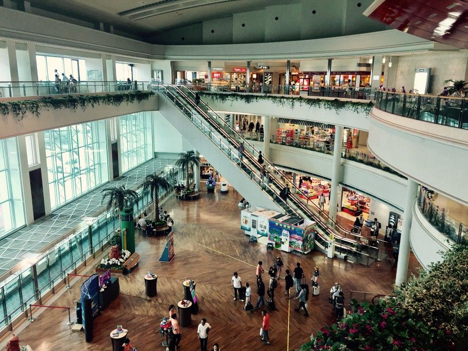 沖繩那霸機場 國內線航廈