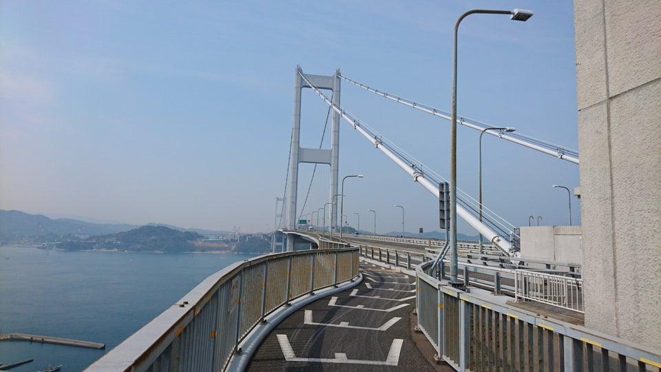 騎到天涯海角的 瀨戶內島波海道
