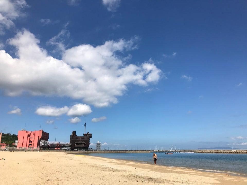 淡輪海水浴場