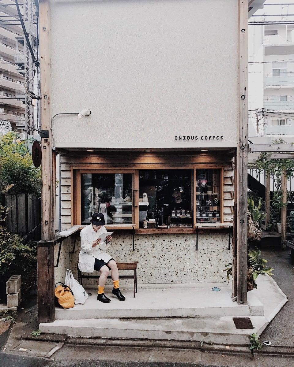 ONIBUS COFFEE NAKAMEGURO(中目黑)