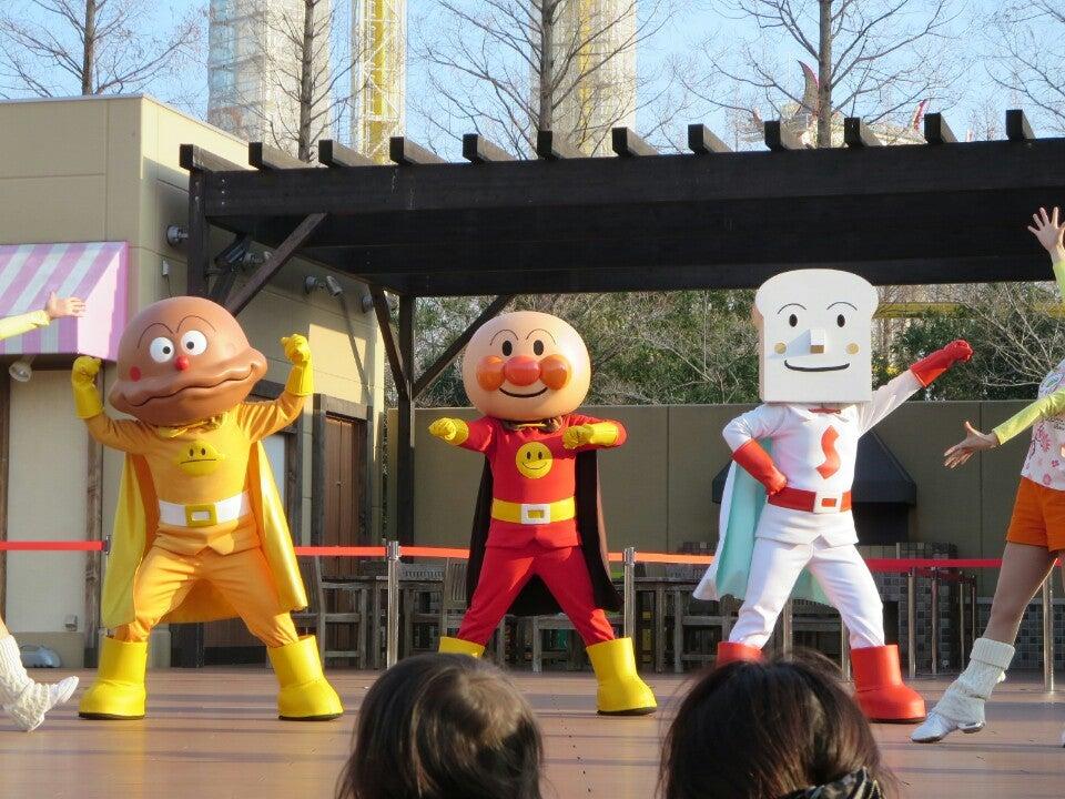 麵包超人博物館(名古屋アンパンマンこどもミュージアム&パーク)