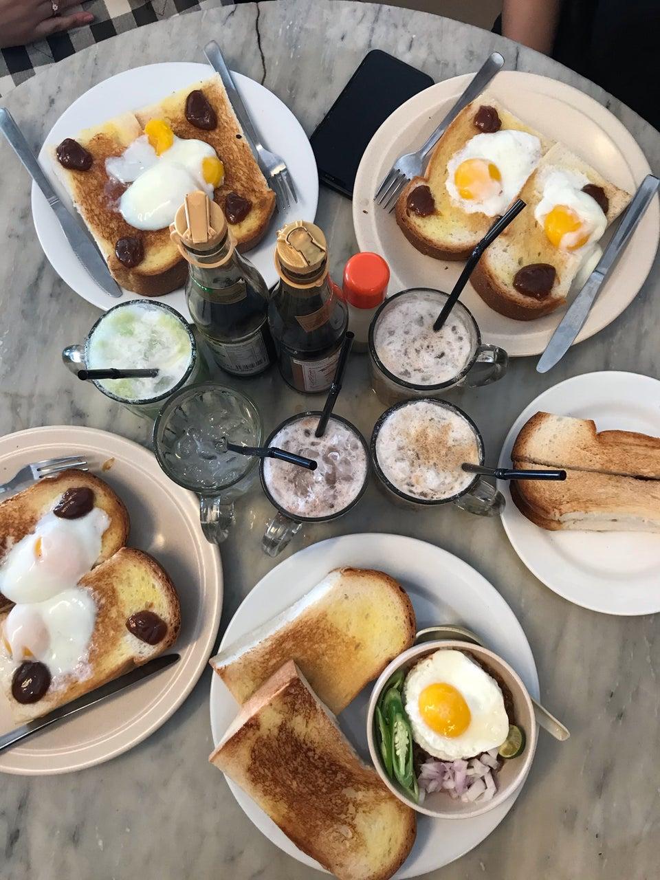 sarapan pagi ipoh