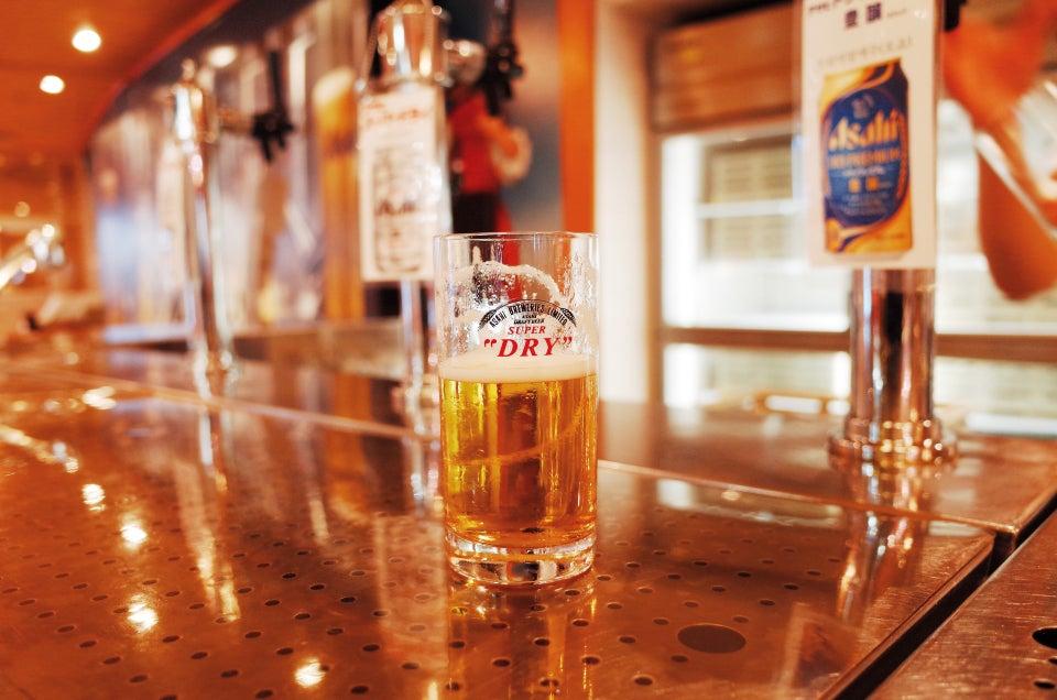 朝日啤酒博多工廠