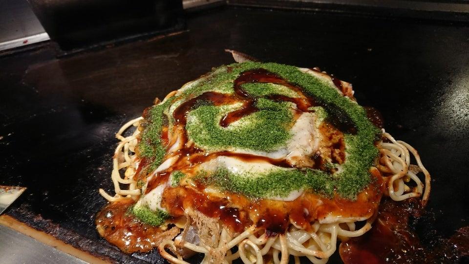 美津濃 大阪燒 美津のお好み焼き