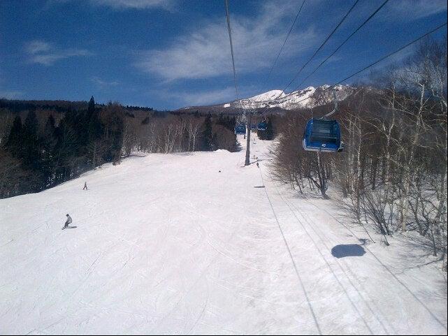 妙高杉之原滑雪場