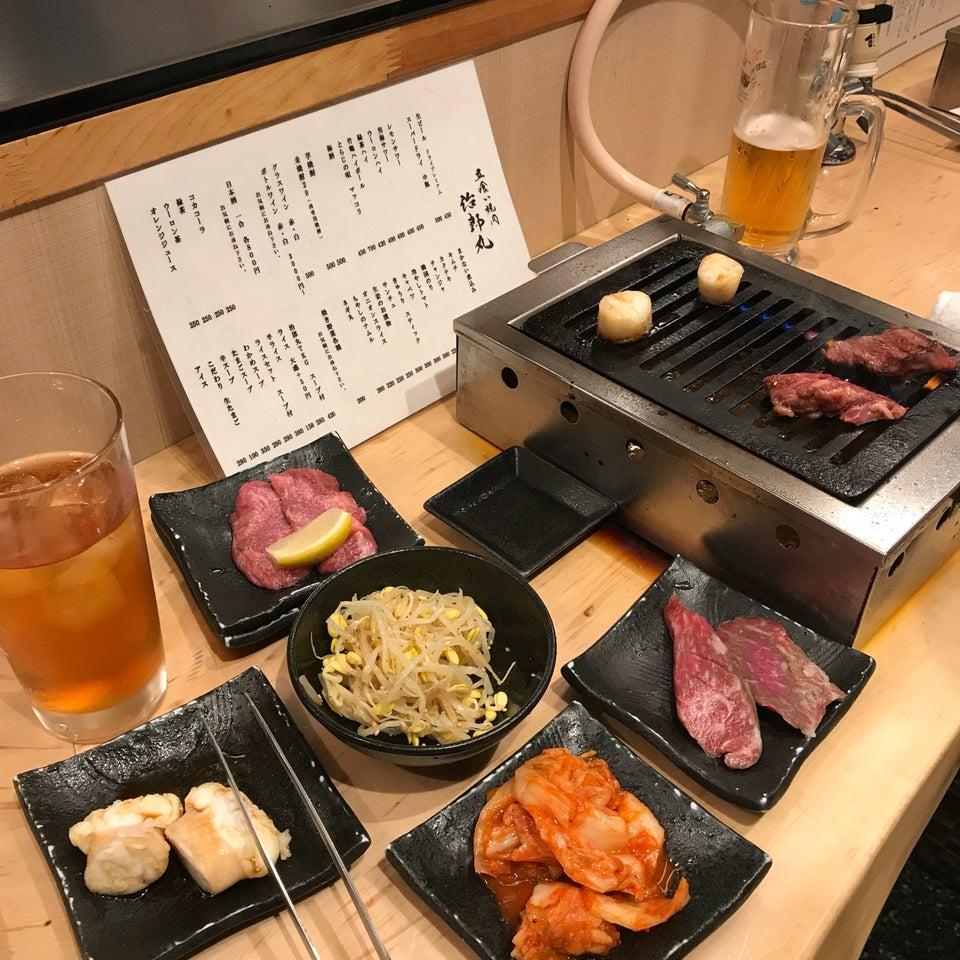 東京燒肉午餐