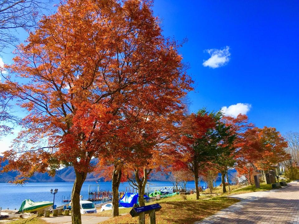 中禪寺湖(奧日光)