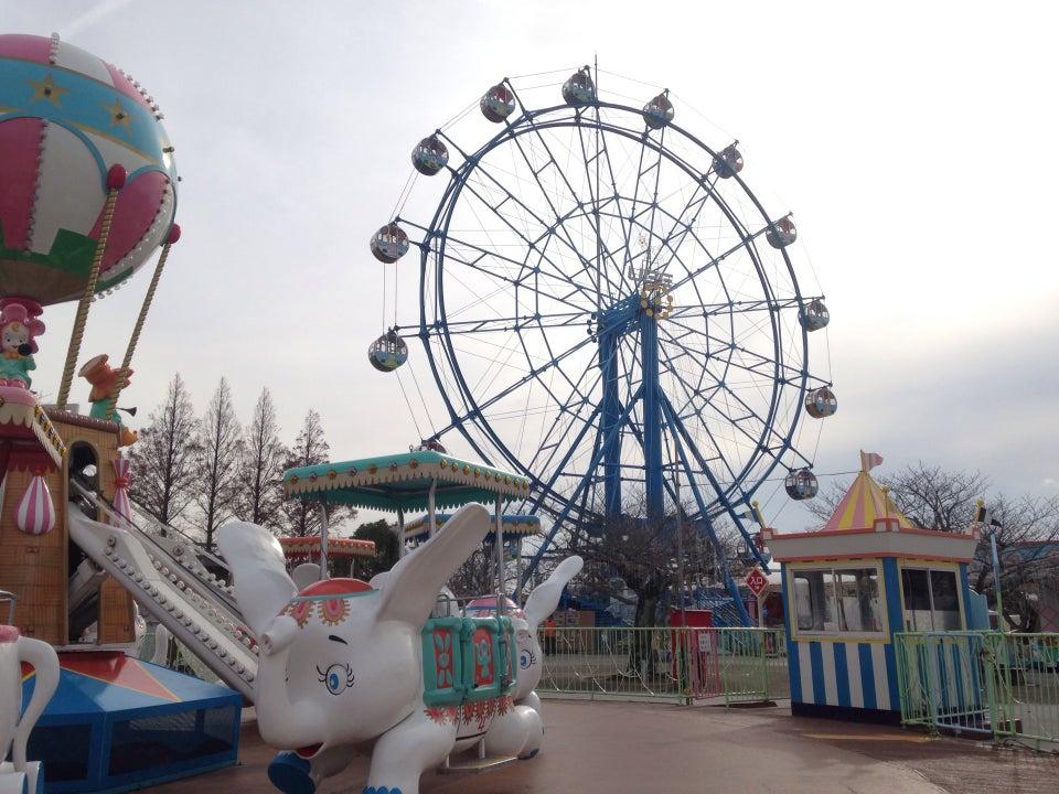 常盤遊樂園(ときわ遊園地)