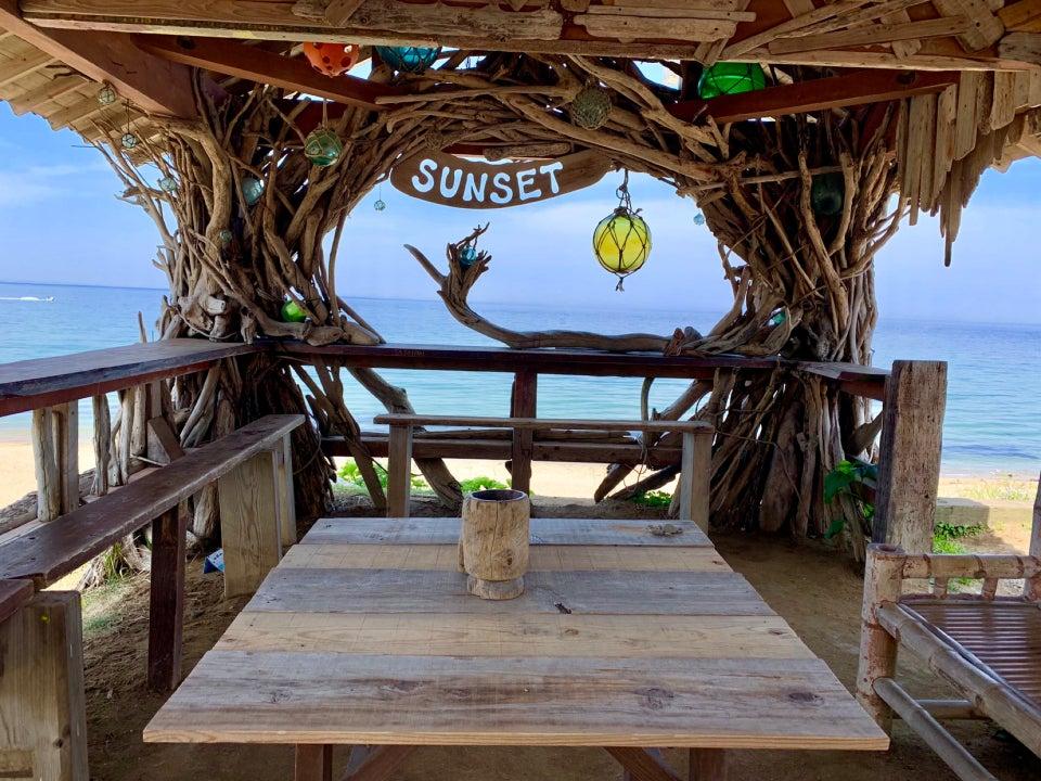 Sunset cafe