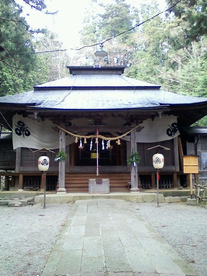 飛驒山王宮日枝神社