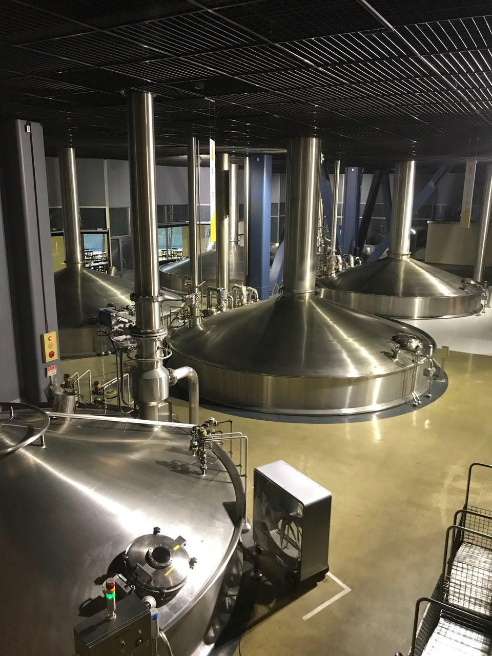 橫濱麒麟啤酒工廠3