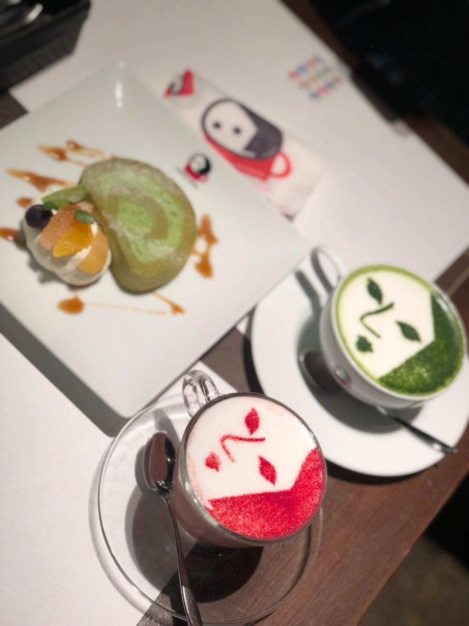 yojiya優佳雅咖啡廳