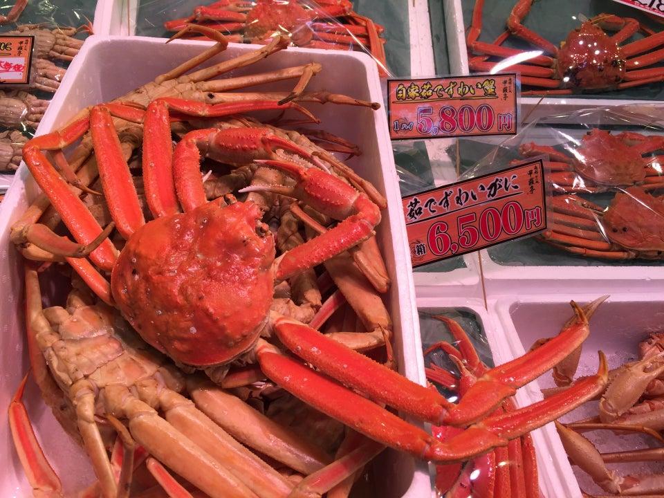 敦賀日本海魚市場2