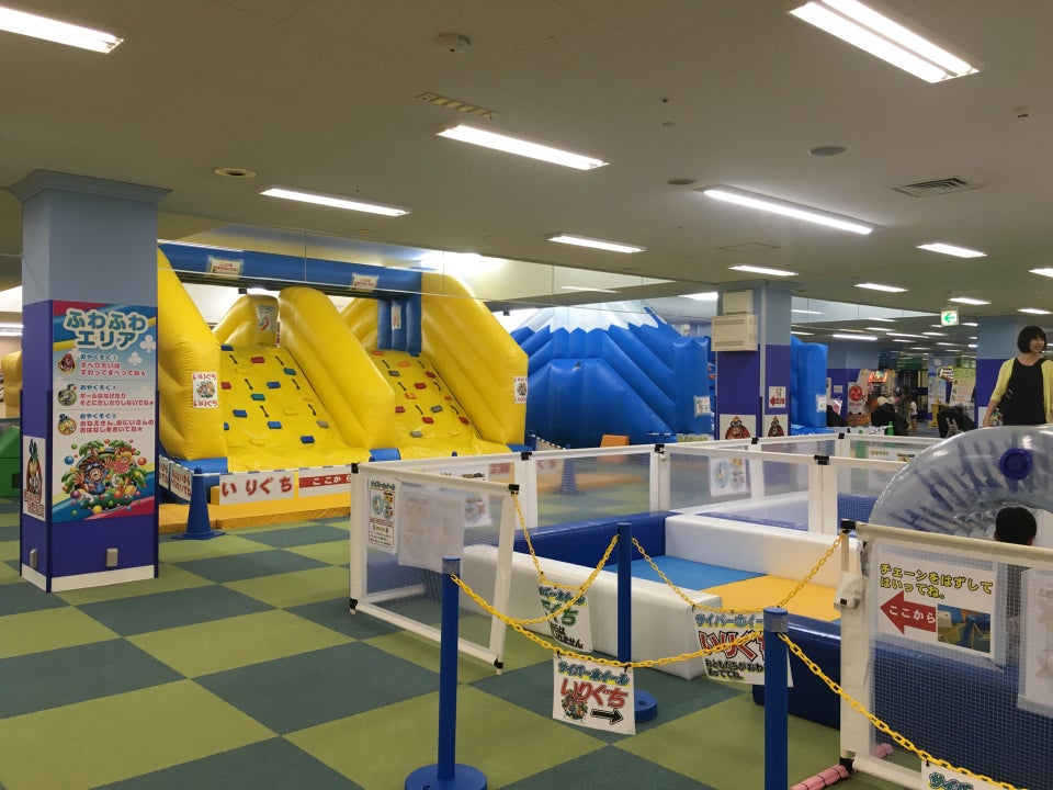 福岡夢幻兒童遊樂園