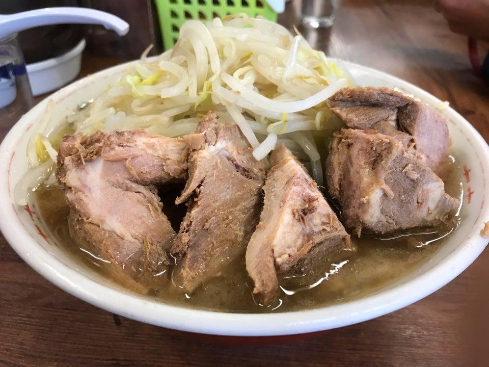 拉麵二郎  品川店