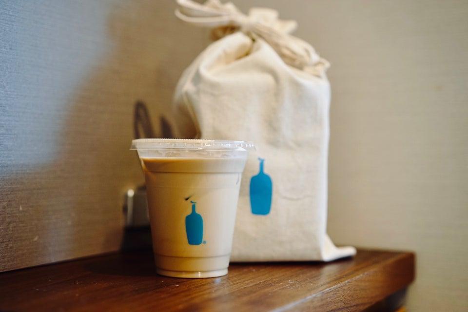 新宿藍瓶咖啡