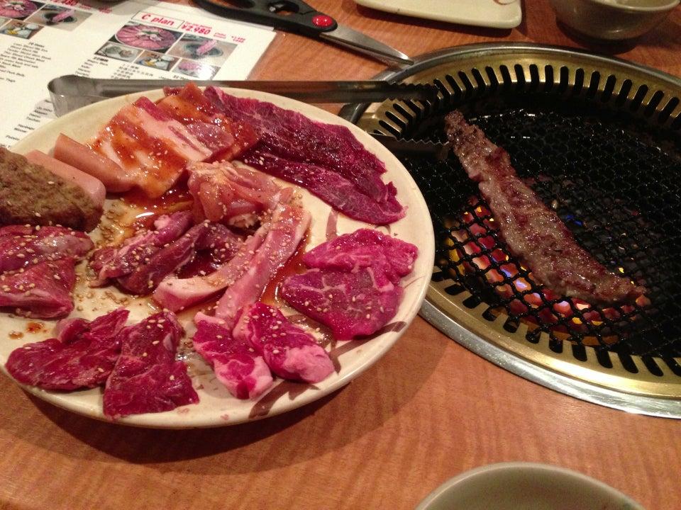 燒肉六甲(心齋橋)