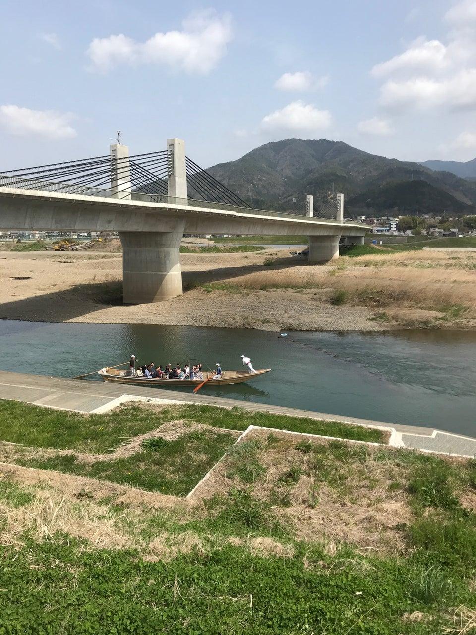 嵯峨野觀光列車 保津川遊船