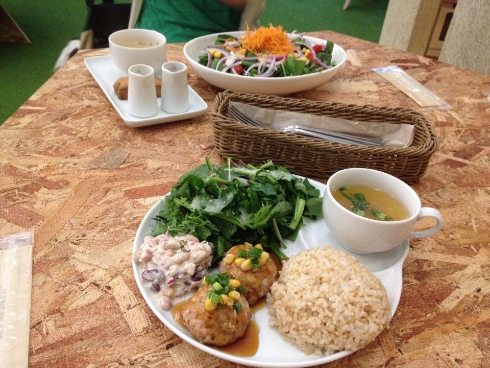 Organic Cafe LuLu 木場