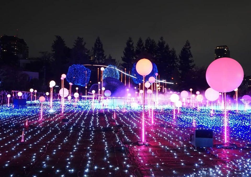 六本木 Tokyo MidTown Starlight Garden