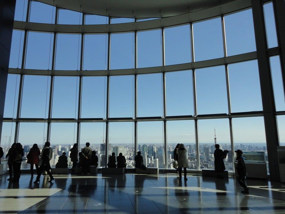 六本木HILLS展望台TOKYO CITY VIEW