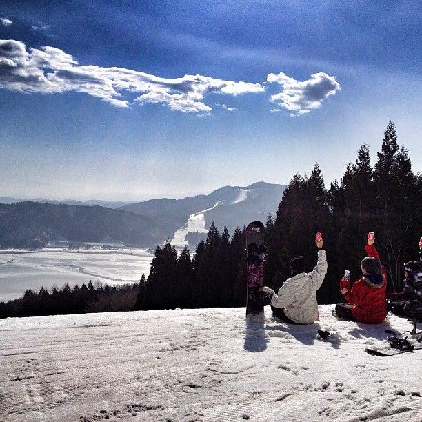 白馬SANOSAKA滑雪場
