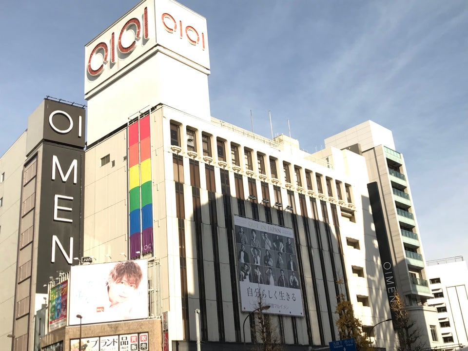 0101 MEN 新宿丸井百貨MEN'S館