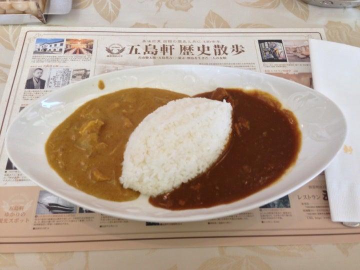 レストラン雪河亭 本店 / 五島軒本店