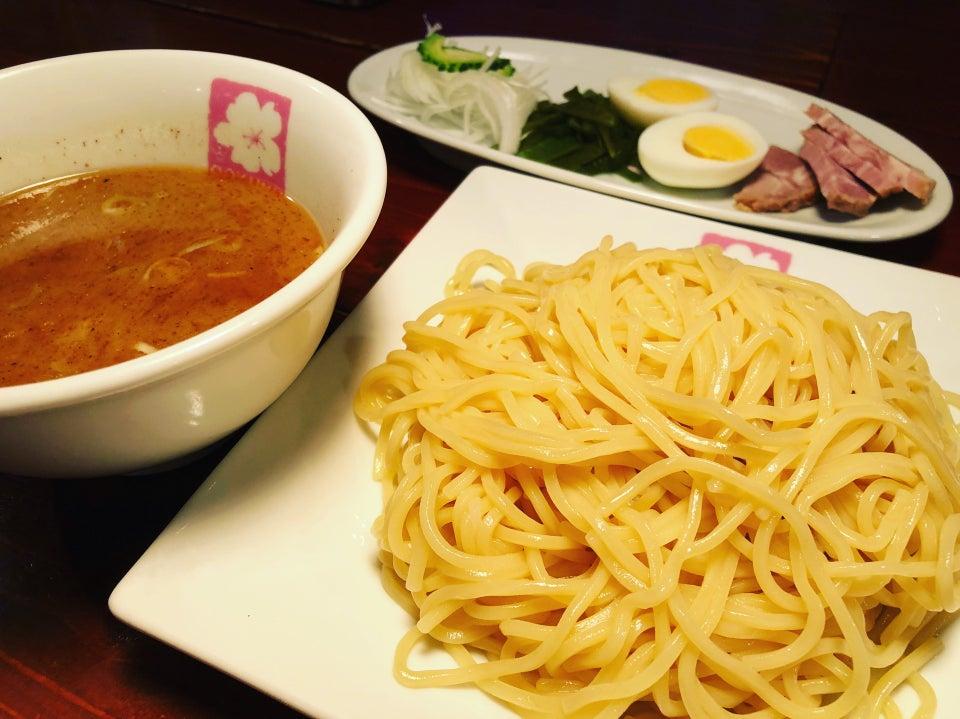 SAKURA沾麵