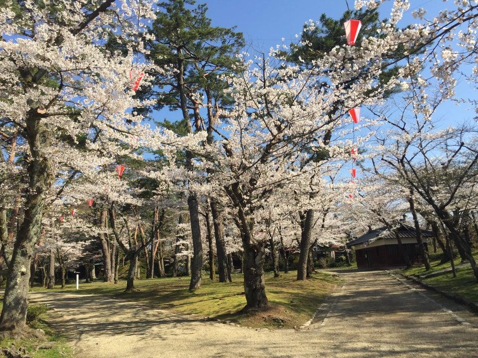 秋田 千秋公園