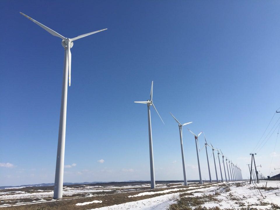 OTONRUI風力發電所