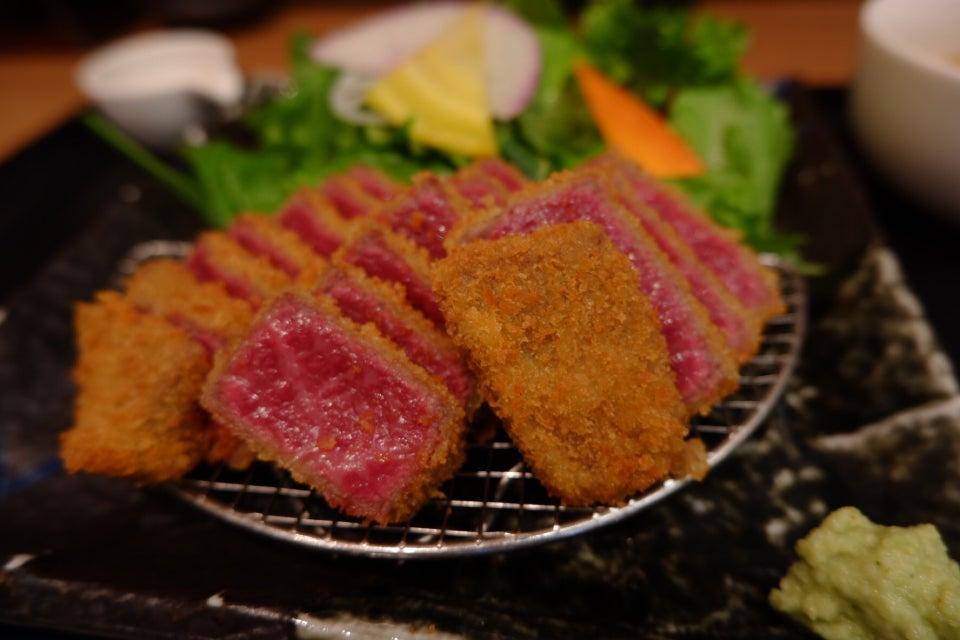 東京炸牛排
