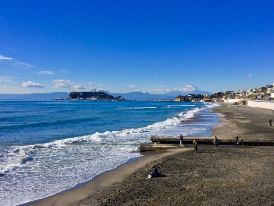 七里濱海灘