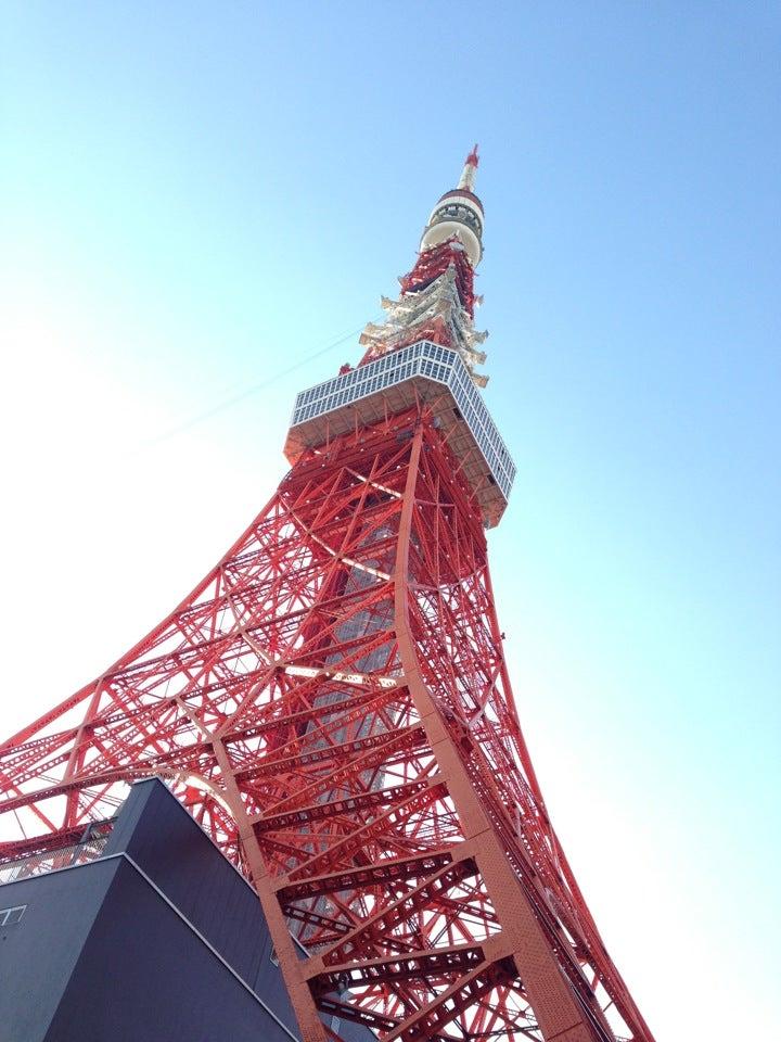 不繞路 東京鐵塔拍照路線如何安排最順暢