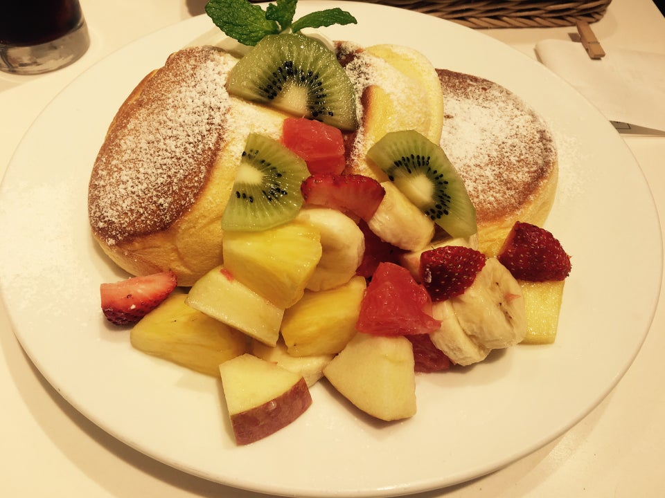 幸福的鬆餅 幸せのパンケーキ