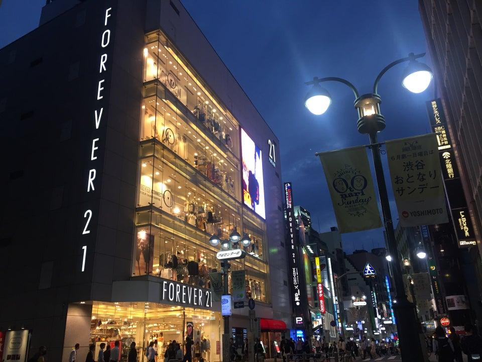FOREVER 21澀谷