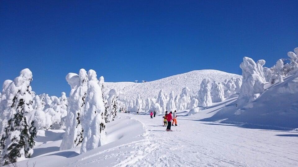 藏王溫泉滑雪場