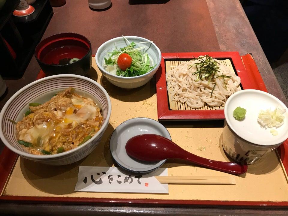蕎麥茶屋華元 本膳庵