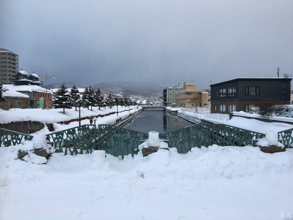 來一趟小樽浪漫雪景親子之旅