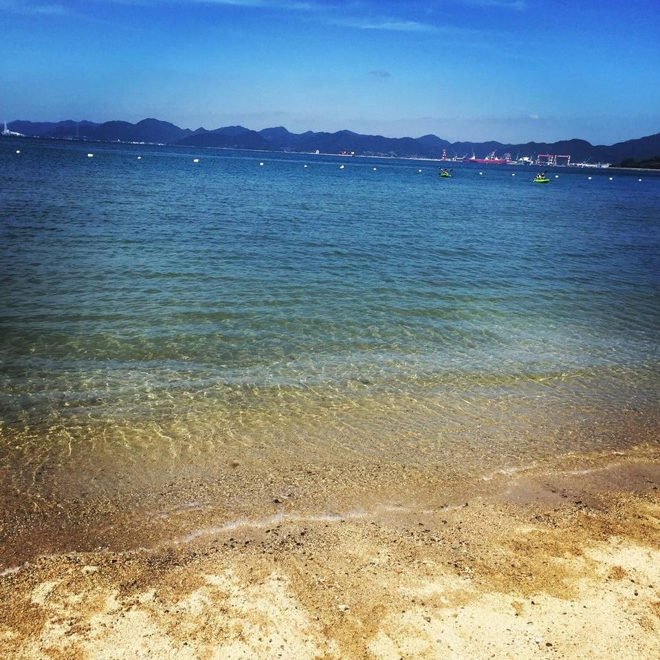 夕陽無限好的 瀨戶田日落海灘