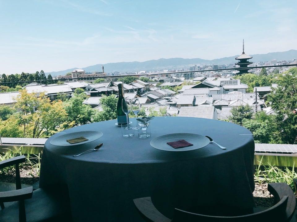 レストランひらまつ 高台寺
