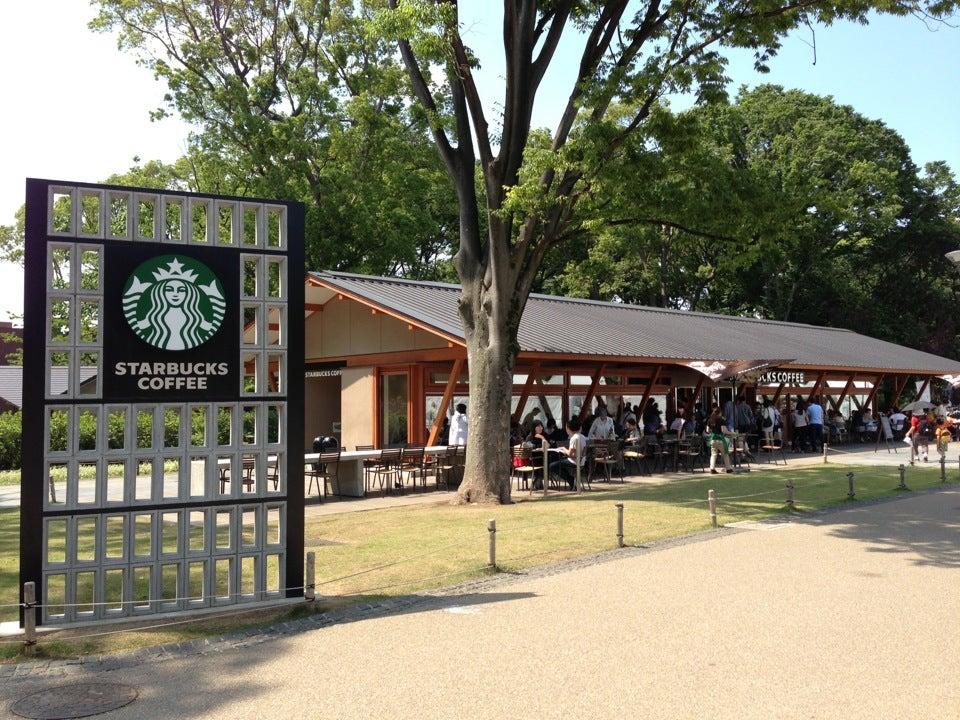 スタバ上野恩賜公園店