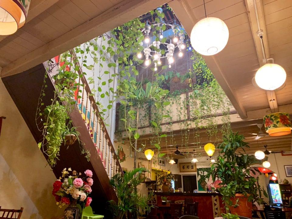 tempat makan romantik melaka