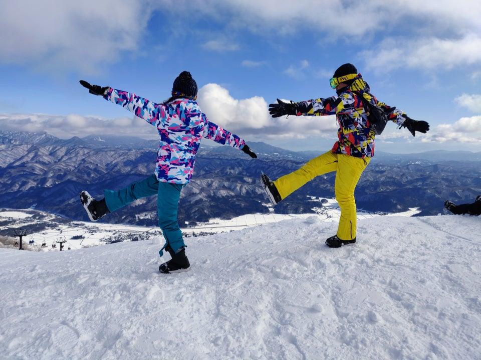 白馬五龍滑雪場