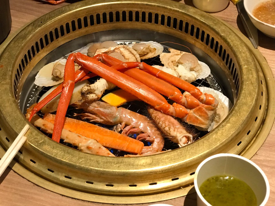 JAPANESE BUFFET DINING 伝(薄野)