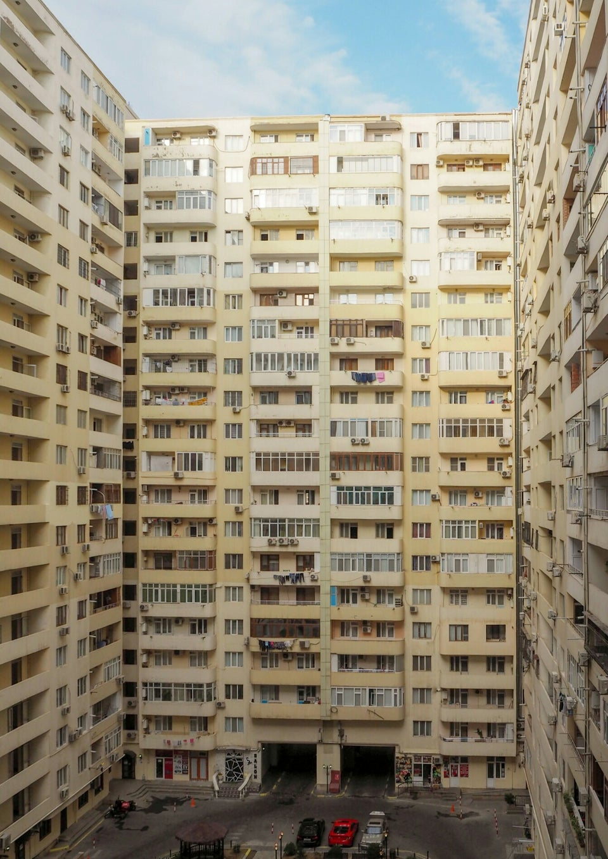 مجتمع مسکونی در باکو